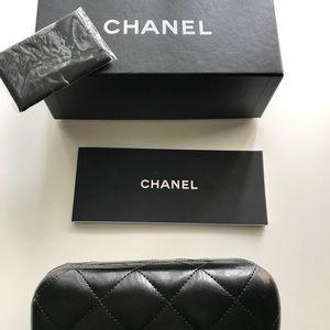 Chanel Sunglass Case (no sunglasses, just case)